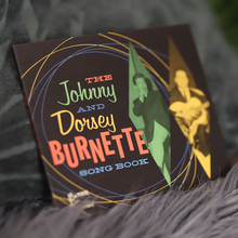 <cite>The Johnny and Dorsey Burnette Song Book</cite> album cover