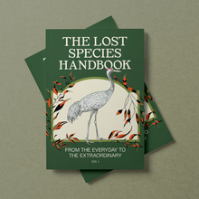 <cite>The Lost Species Handbook</cite>