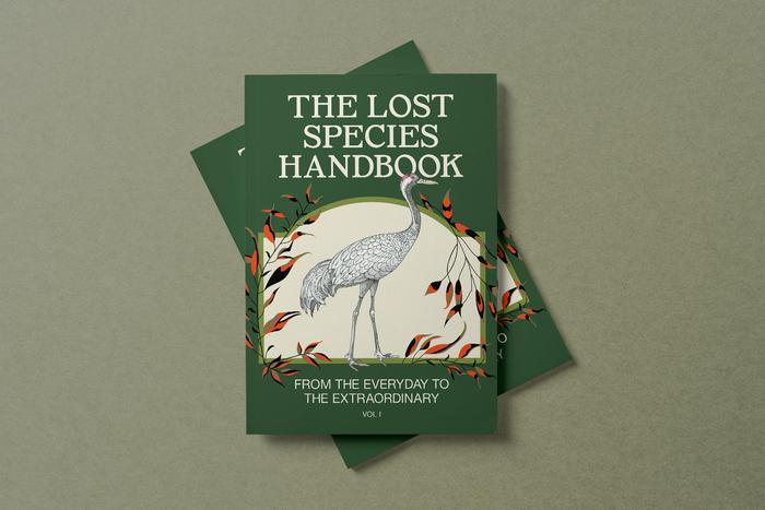 The Lost Species Handbook 1