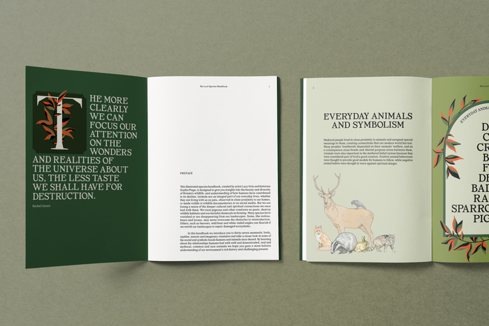The Lost Species Handbook 2