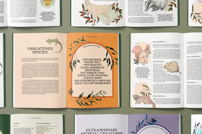 The Lost Species Handbook 3