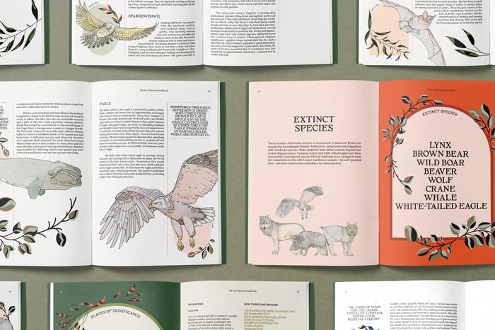 The Lost Species Handbook 5