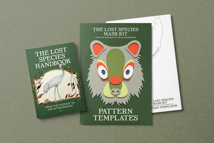The Lost Species Handbook 6