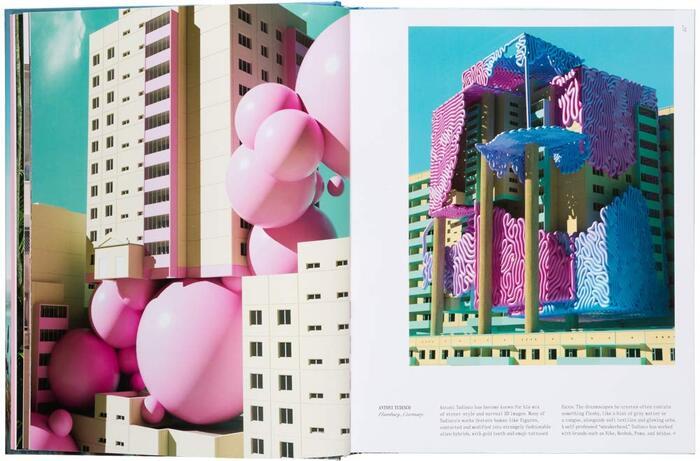Dreamscapes & Artificial Architecture. Imagined Interior Design In Digital Art 7