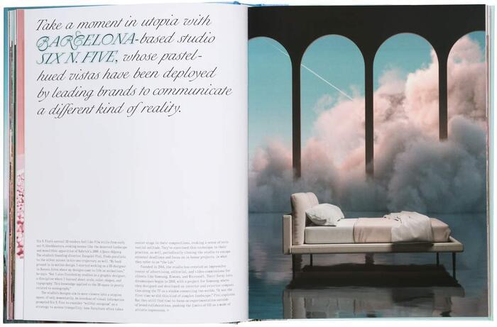 Dreamscapes & Artificial Architecture. Imagined Interior Design In Digital Art 6