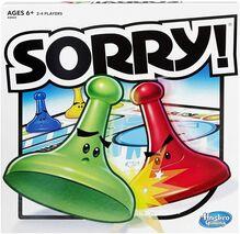 <cite>Sorry!</cite> board game (1972–)