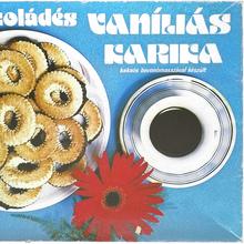 Vaníliás karika biscuit box