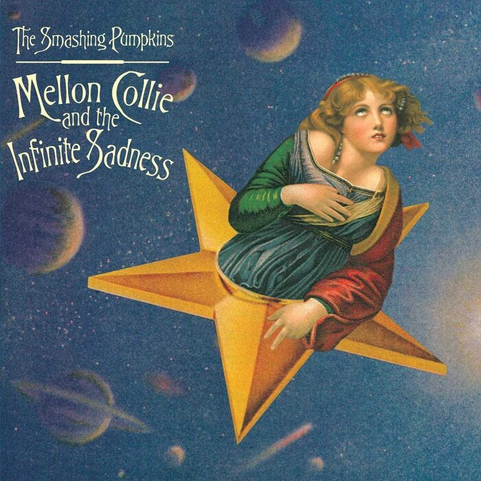 The Smashing Pumpkins – Mellon Collie and the Infinite Sadness album art 1