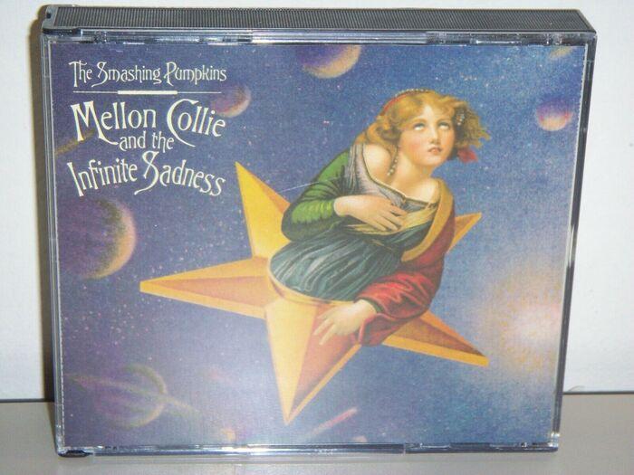 The Smashing Pumpkins – Mellon Collie and the Infinite Sadness album art 2