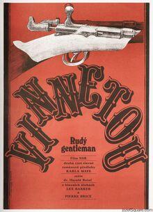 <cite>Vinnetou</cite> Czechoslovak movie posters
