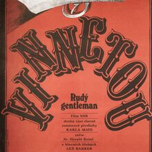 <cite>Vinnetou</cite> Czechoslovak movie posters