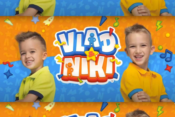 Vlad and Niki 3