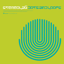 Stereolab – <cite>Dots and Loops</cite> album art