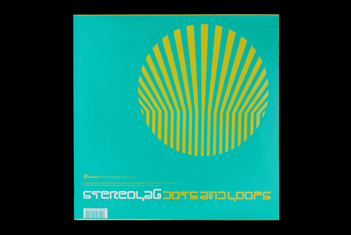 Stereolab – Dots and Loops album art 3