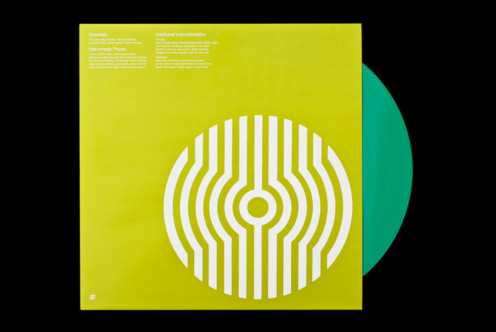 Stereolab – Dots and Loops album art 4