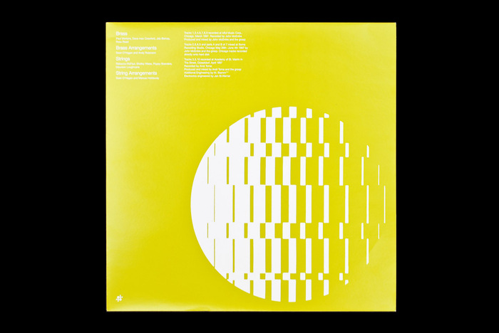 Stereolab – Dots and Loops album art 5