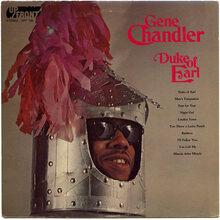 Gene Chandler – <cite>Duke Of Earl</cite> (Upfront Records) album art
