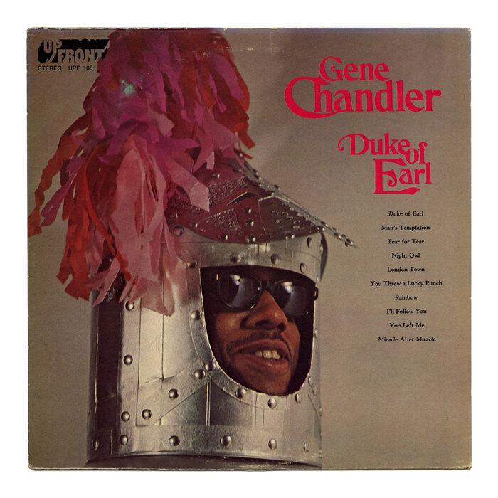 Gene Chandler – Duke Of Earl (Upfront Records) album art