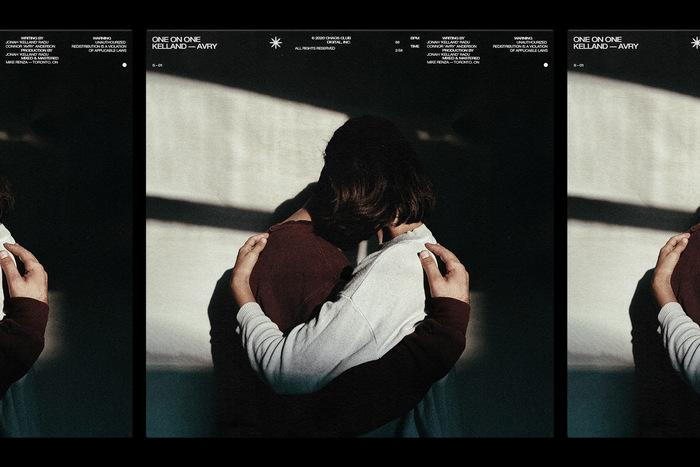 "Kelland ft. AVRY – ""One On One"" Single 2"