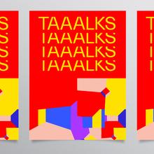 TAAALKS #1, 2018