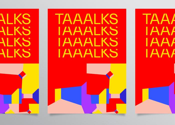 TAAALKS #1, 2018 3