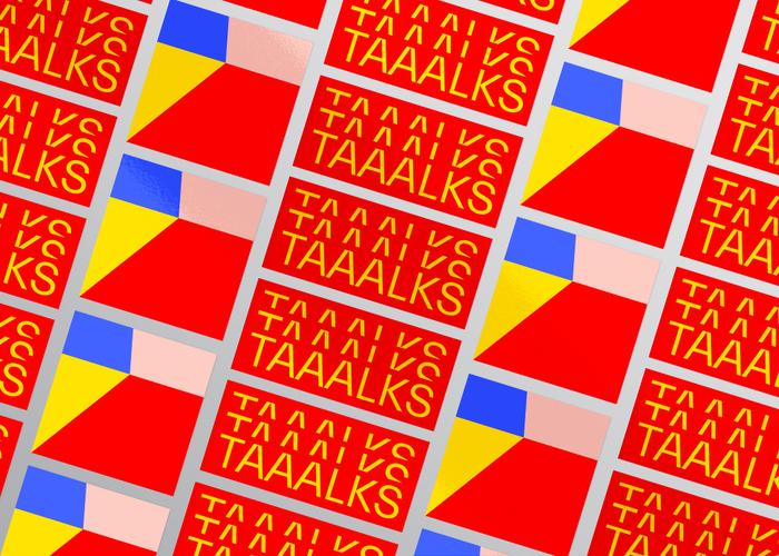 TAAALKS #1, 2018 4