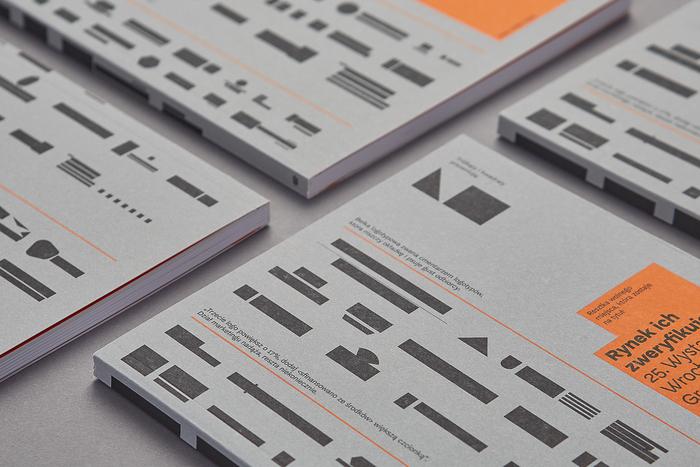 25th Wrocław Graphic Design Exhibition catalogue 4