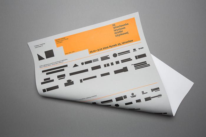 25th Wrocław Graphic Design Exhibition catalogue 5