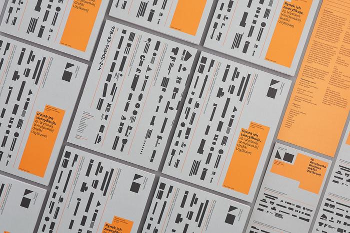 25th Wrocław Graphic Design Exhibition catalogue 3