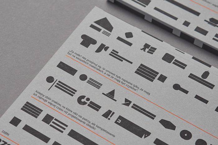 25th Wrocław Graphic Design Exhibition catalogue 6