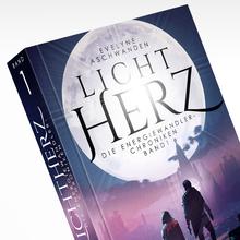 <cite>Lichtherz </cite>by Evelyne Aschwanden