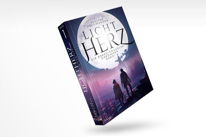 Lichtherz by Evelyne Aschwanden 1