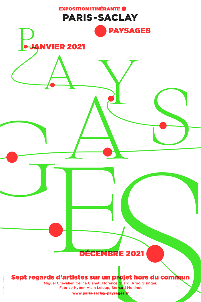 Paysages exhibition by EPA Paris-Saclay 2