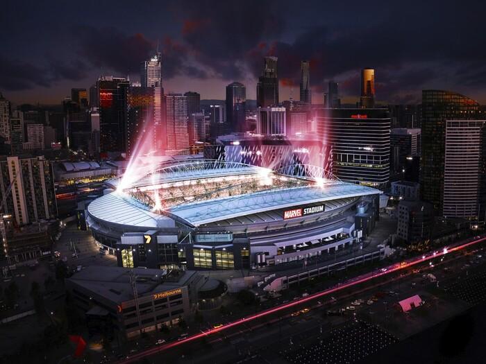 Marvel Stadium 1