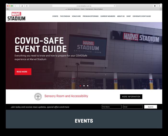 Marvel Stadium 7
