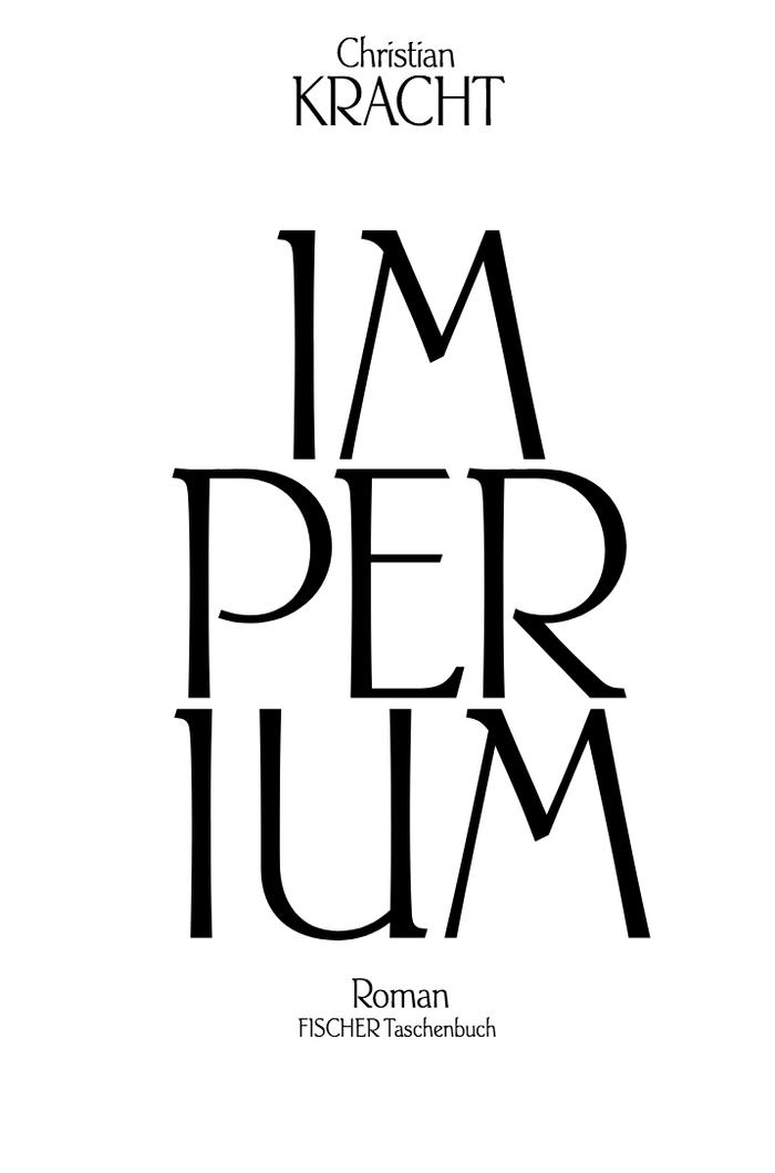 Imperium title page.