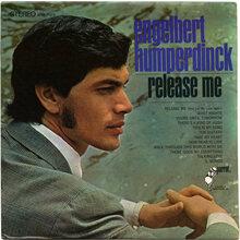 Engelbert Humperdinck – <cite>Release Me</cite> U.S. album art