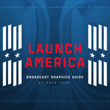 Launch America visual identity