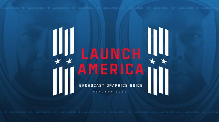 Launch America visual identity 2