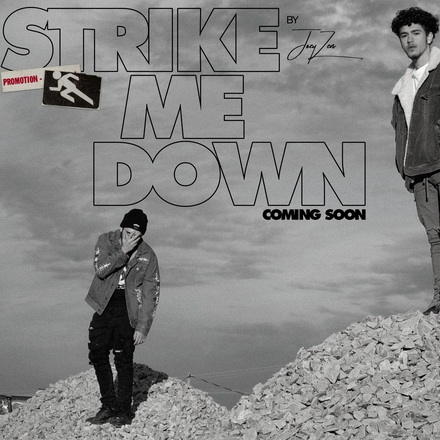 """Joey Zen – """"Strike Me Down"""" music video and promo graphics"""