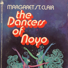 <cite>The Dancers of Noyo</cite> by Margaret St. Clair (Ace)