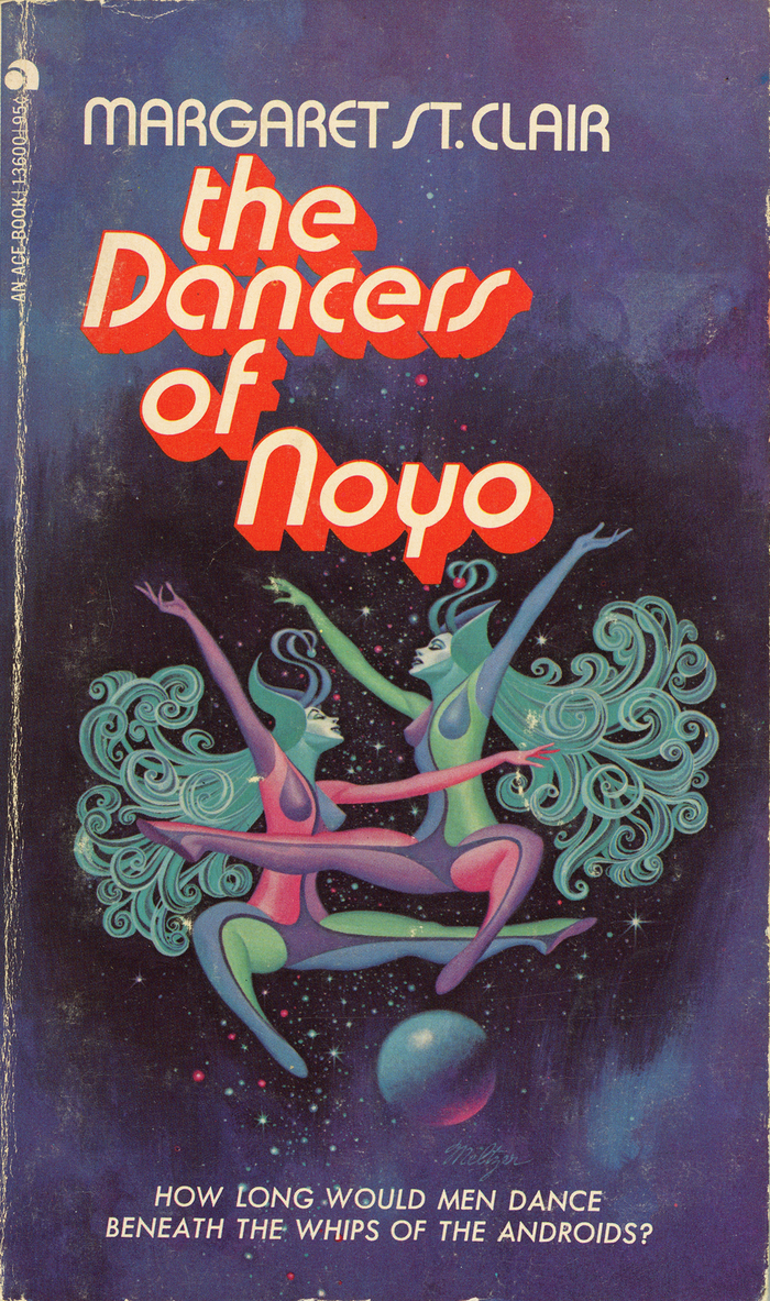 The Dancers of Noyo by Margaret St. Clair (Ace)