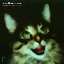 Venetian Snares – <cite>Songs About My Cats</cite> album art