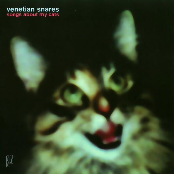 Venetian Snares – Songs About My Cats album art 1