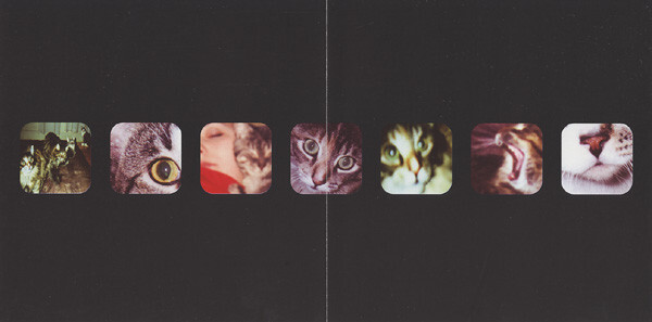 Venetian Snares – Songs About My Cats album art 5