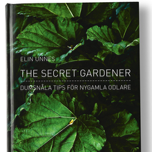 <cite>The Secret Gardener</cite> by Elin Unnes