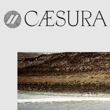 <cite>Caesura</cite> website