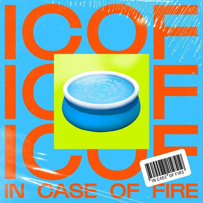 """In Case of Fire – """"In Case of Fire"""" single and posters 1"""