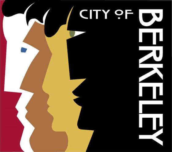 City of Berkeley logo.