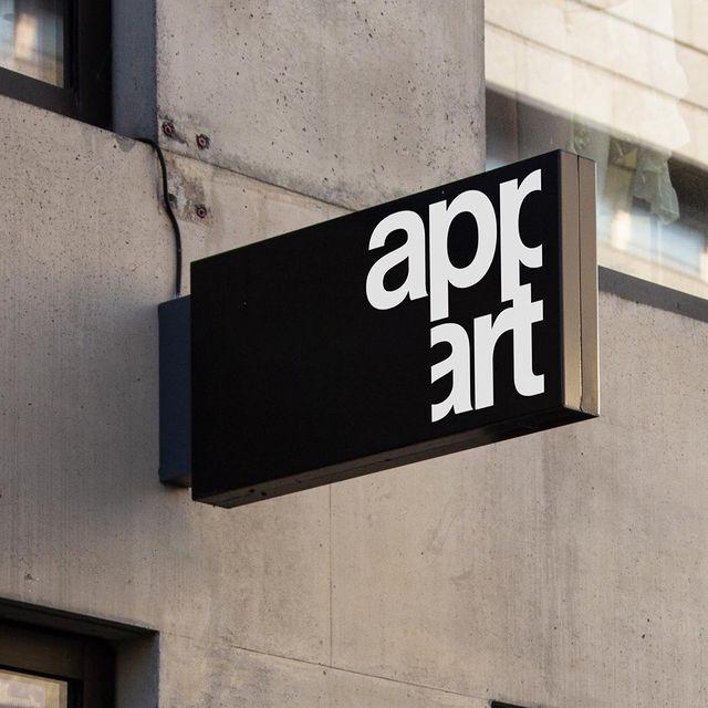 Appart logo (2020) 3